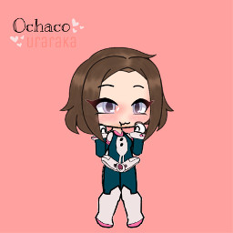 anime animegirl mha cuteandkawaii freetoedit