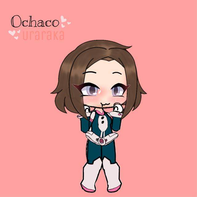 #anime #animegirl #mha #cuteandkawaii  #freetoedit
