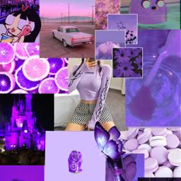 freetoedit aesthetic purple purpleaesthetic macaroons background wallpaper