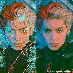 freetoedit taeyong editkpop kpop taeyong_nct taeyong_superm