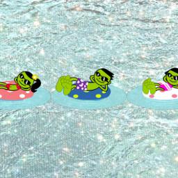 5 digitalart summer originalcharacter relaxing sunglasses swimmingpool pbskids poolfloaty dashanddot freetoedit rcsummersparkle summersparkle picsart srcglitteroverlay glitteroverlay