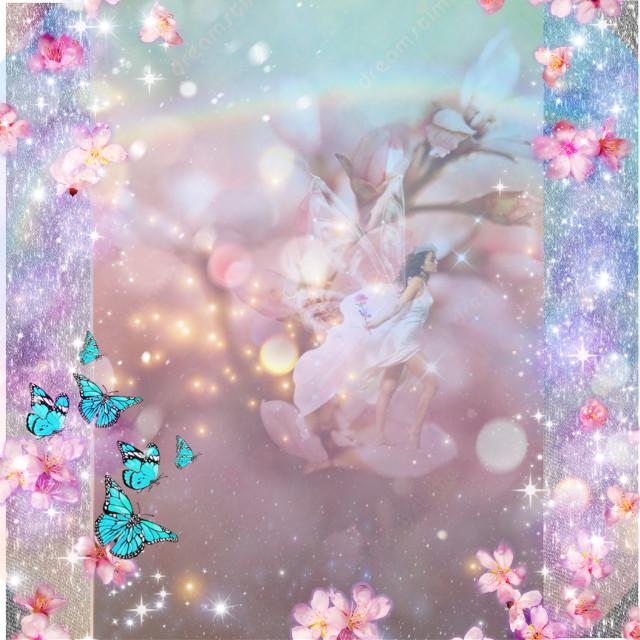 #freetoedit #fairy #glitter #sparkles