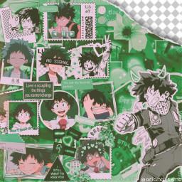 freetoedit anime bokunohero bokunoheroedit myheroacademia izukumidoriya dekuedit deku aesthetic greenaesthetic edit  ~anime/manga~:my edit