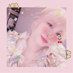 freetoedit kpop aesthetic icon twicemomo momo twiceedit twice cute soft softgirl aestheticedit vintage