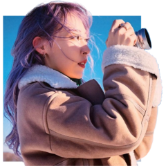 freetoedit moonbyul mamamoo aesthetic blue sky kpop moonbyuli