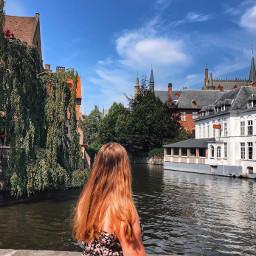 bruges belgium interesting travel summer holidays nature photography