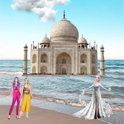 freetoedit tajmahal incredibleindia remix remixme unbelievable ramaajay ramaajaystyle