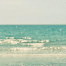 summertime beachvibes seaview oceanwaves calmwaves freetoedit