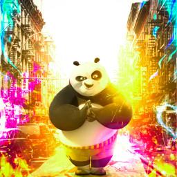 mycreativity sd_challenge05 contest kungfupanda panda