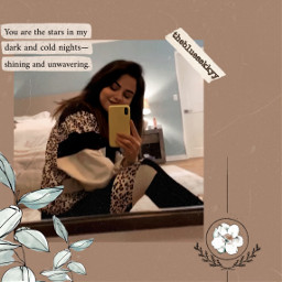 freetoedit replay selenagomez selenator brown aestheticbrown sticker aesthetic blue aestheticblue flower aestheticflower vintage quotes aestheticedit fotoedit