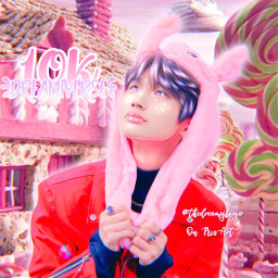 jisu too pink aesthetic kpop kpopedits kpopaesthetics manipulation manip candy freetoedit