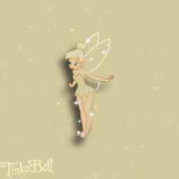 freetoedit tinkerbell pixiedust disney aesthetic