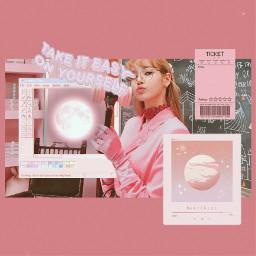 kpop kpopedit lisa blackpink lisablackpink ddududdudu pink kpopedits aesthetic