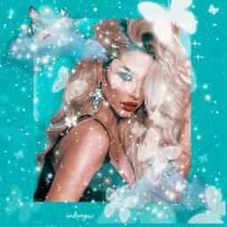 freetoedit glitter glittery glitters aesthetic buterflies butterfly overlay layover artisticselfie selfie photography art