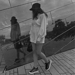 freetoedit style fashion ootd girl germany summer photography schwarzweiss blackandwhite