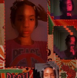 freetoedit red aesthetic collageart collage collageaesthetic redaesthetic aestheticred rojo