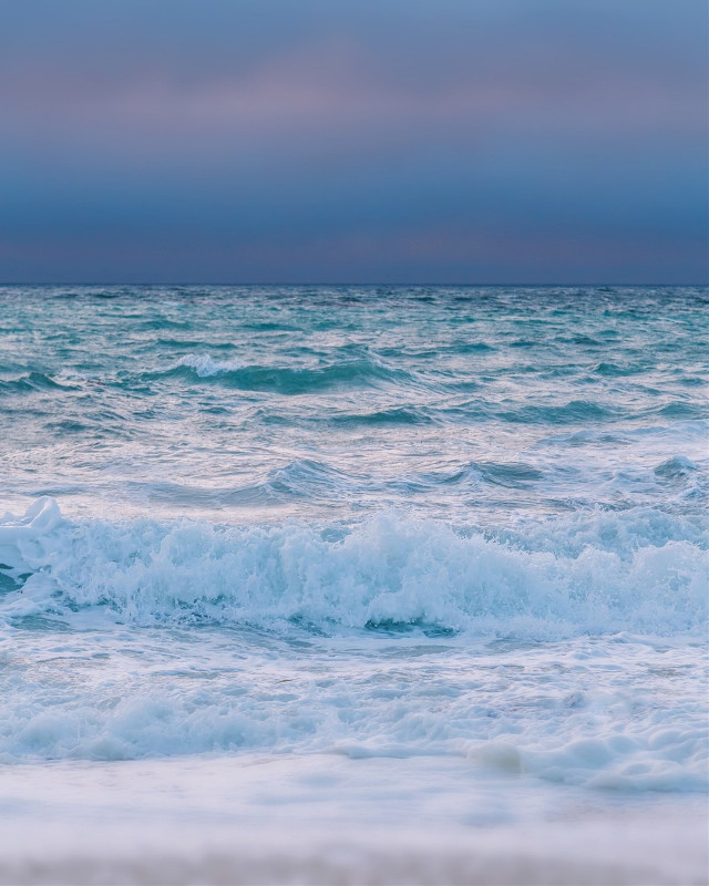 white waves #freetoedit #ocean #waves