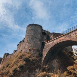 castle bouillon photography travel holidays belgium nature sky interesting