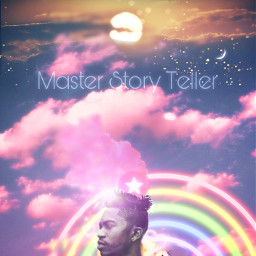 masterstoryteller story connections supreme artist rainbow neon artistic star redstar freetoedit