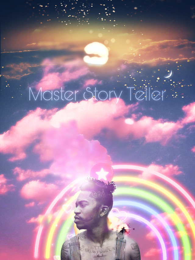 There are stories to get told... Thank you @picsart Im a #masterstoryteller  #story #connections  #supreme  #artist #rainbow  #neon #artistic  #star  #redstar @fernandosuniverse  #freetoedit