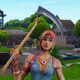 fortnite retailrow sythe pickaxe holding victory victoryroyale win sweat best pro clix aura season3 insane fn fncs controller mongrall interesting art wow fortnitethumbnail useit fortnitebattleroyale freetoedit