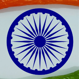 india flag indiaflag indianflag tricolores indian chilly freetoedit