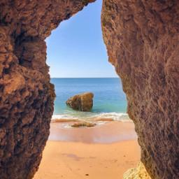 rockybeach cliffs rockformations frame framednature freetoedit