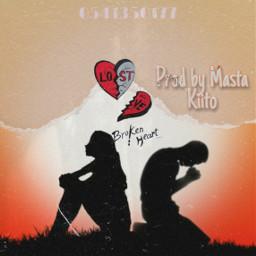 freetoedit brokenheart💔 brokenheartstickers flyers instrumental albumart broken_heart picartist brokenheart