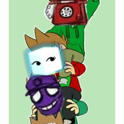 freetoedit fnaf fnaf2 fnaf3 phoneguy purple purpleguy realpeople morado anime eddsworld parodiadeeddworld wearara