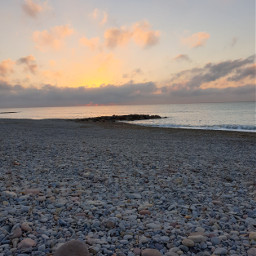amanecer beach moncofa moncofarbeach spain goodmorning nofilter photografy freetoedit