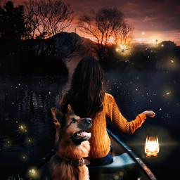 fireflies searchingforfireflies photoremix dusksky hope guidance inspiration awakening fxeffects fxtools maskeffects freetoedit
