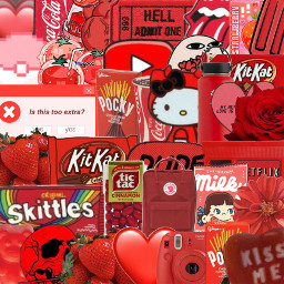red aesthetic collage background backround redcollage collagered redbackground backgroundred saveremixchat redbackround backroundred redaesthetic aestheticred redaestheticbackground