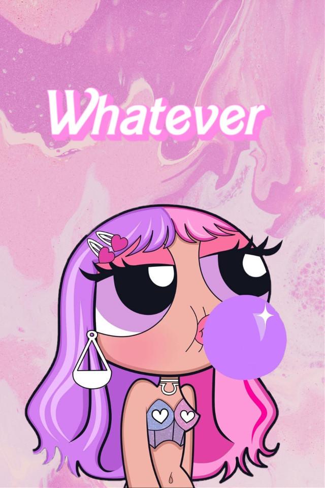 #freetoedit #aesthetic #powerpuffgirls #pinkaesthetic #purpleaesthetic #pink #purple #whatever #bubblegum #cartoon #profilepicture #wallpaper #iphonewallpaper #art #marbleeffect #marblebackground #girly #girlyaesthetic #girlpower