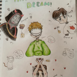projectdream10mil dream georgenotfound sapnap badboyhalo bbh muffin 10million drugs cuties mcc minecraft minecraftyoutubers drawings drawing art doodle yeet