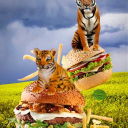 comida tigger comidagigante nature desafio ecgiantfood giantfood freetoedit