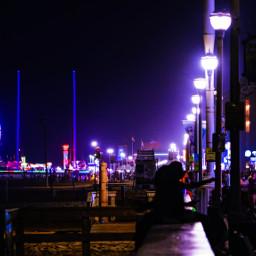 nightlife oceancity nightphotography lights sonyalpha adobelightroom
