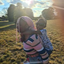 family familytime❤ kidsphoto kids piggyback sunny summer laughter familytime