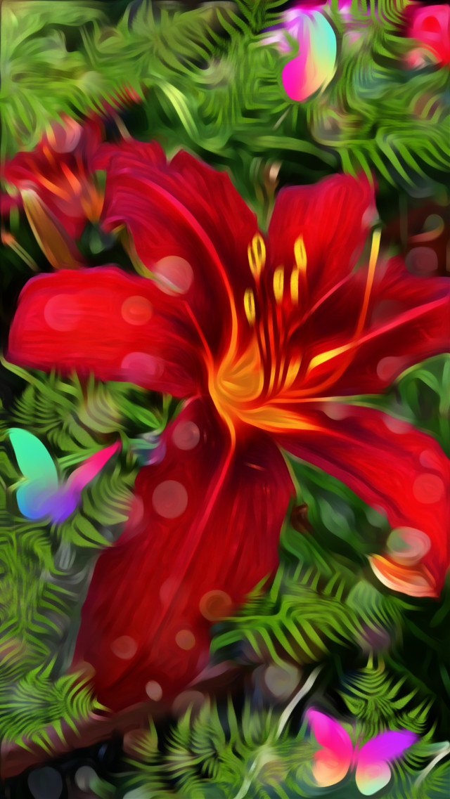 #naturephotography #flower #beautyofnature #august2020 #artisticeffect #artisticedit #colorful #fantasycharacter #dreamy #paradise