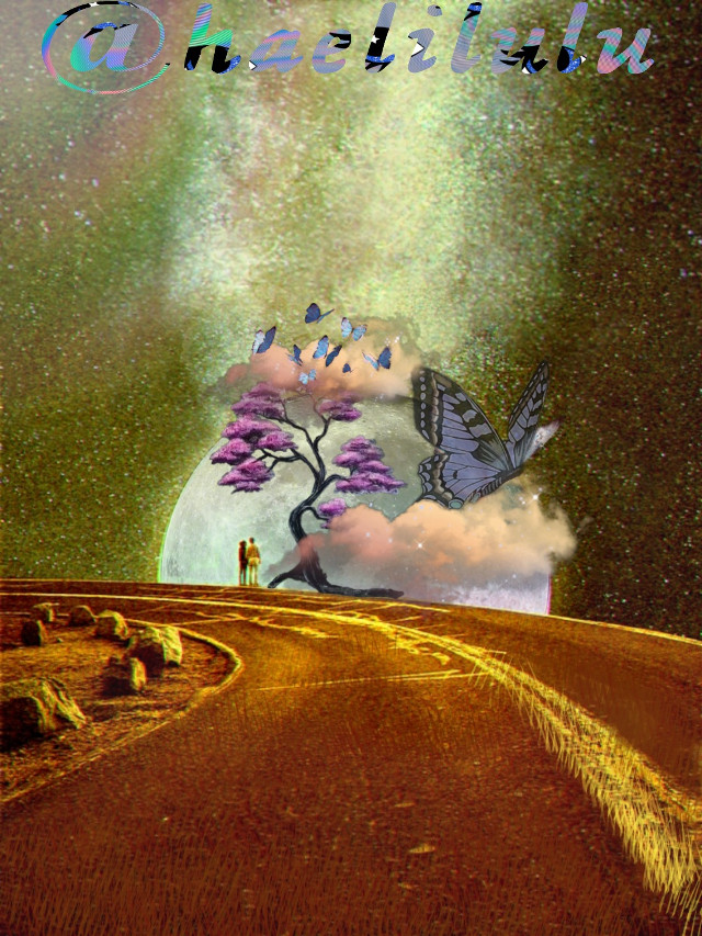 #fromthemindof @haelilulu #madewithpicsart #daydreams #anotherworld #discover #adventure #rainbowdreams #madebyme #galactic #galaxy #universe #ilovespace #space #spaceiscool #cosmos #outterspace #lookup #stars #stardust #star #butterflies #butterfly #butterflyonyourrnose