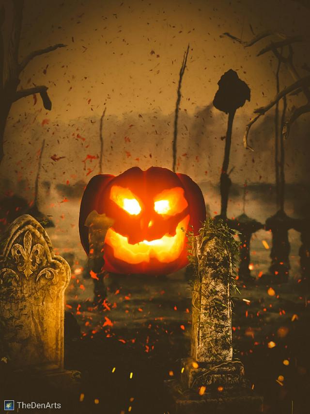 #freetoedit #remix #TheDenArts #heypicsart  #dpeditz2003 #makeawesome #hot #darkart #horror #forest #night #dangerous #halloween  #madewithpicsart #pumpkin #art #picsart #LR #stayinspired #inspiration #staysafe