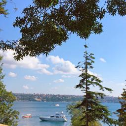 freetoedit photography photooftheday photoshop nature travel landscape followme sea sky blue istanbul picsart summer