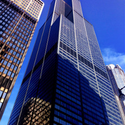city chicago skyscraper citygirl culture freetoedit