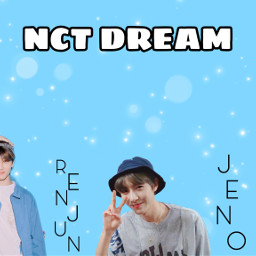 nctdream jisung renjun jeno desktopwallpapers freetoedit
