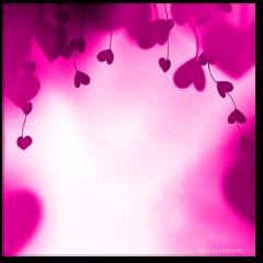 freetoedit overlay layover background lighteffect cute pink pinkaesthetic moon neon neoneffect heart lovers madewithpicsart madebyme heypicsart