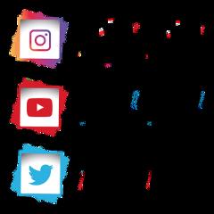 socialmedias socialmedia youtube instagram twitter freetoedit
