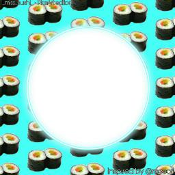 freetoedit sushi sushis image photo papicks amazing picsart madewithpicsart 10k background useit remix