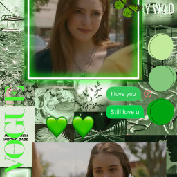 hosiery hosierainkiss hopemikaelson josiesaltzman green wallpaper edit kayleebryant danielleroserussell