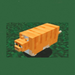 minecraft minecraftmemes minecraftmobs cat eastetic minimalism wallper