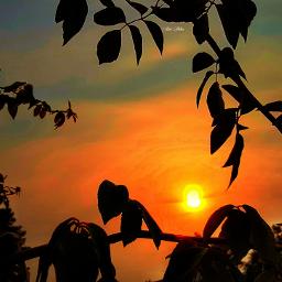 ghostfollowers dontfollowme photography myview sunset sun cloud nature freetoedit