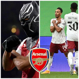 freetoedit wakandaforever wakanda blackpanther dep rip arsenal england london football aubameyang gabon africa
